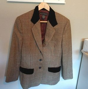 Banana Republic Wool Blazer Coat